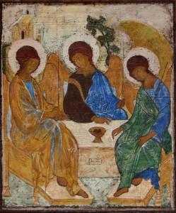 prezent na Komunię - ikona Eucharystyczna