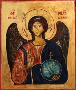 Ikona Anioła - prezent na Chrzciny