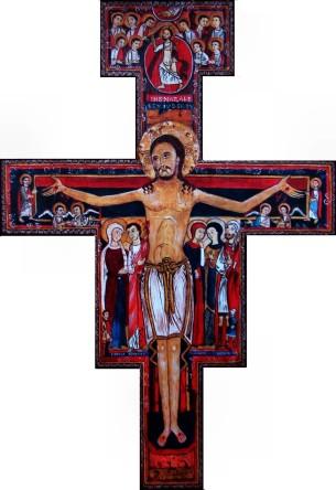 Krzyż Św Franciszka