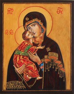 Matka Boża Włodzimierska