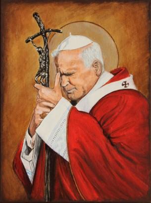 Swiety Jan Paweł II