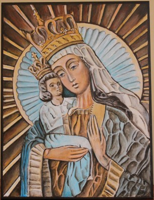 Zwycięska Matka Boska Kozielska